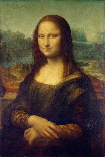 Leonardo Da Vinci, Mona Lisa (La Gioconda), 1503-6.