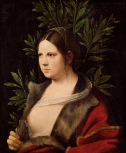 Giorgione, Laura, c. 1506.