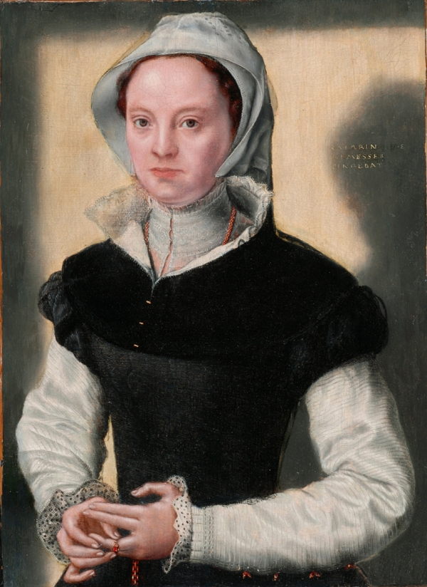 Caterina_van_Hemessen_Portrait_of_a_Lady