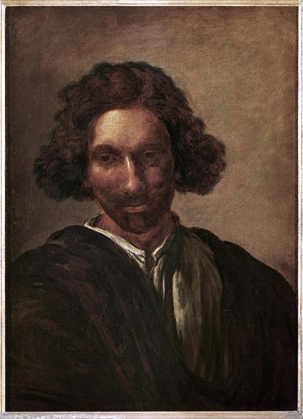 Pieter van Laer, Self-Portrait, ca. 1632–33.